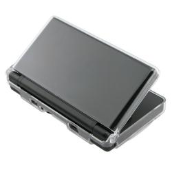 Insten Clear Crystal Case for Nintendo DS Lite