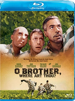 O Brother, Where Art Thou? (Blu-ray Disc)