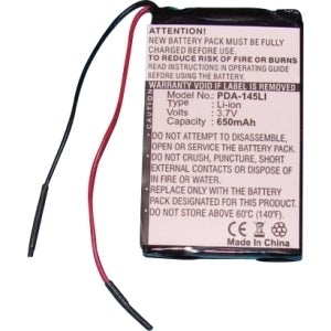 Dantona PDA-145LI Handheld Device Battery