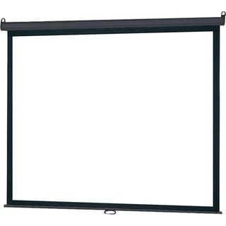 "InFocus SC-MAN-100 Manual Projection Screen - 100"" - 4:3 - Ceiling Mo"