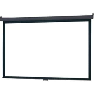 """InFocus SC-PDW-94 Manual Projection Screen - 94"""" - 16:10 - Ceiling Mo"""
