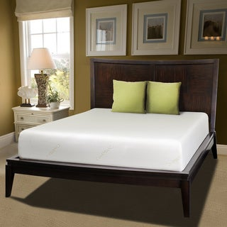 Comfort Dreams Coolmax 10-inch California King-size Memory Foam Mattress