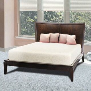 Comfort Dreams Soyamboo 10-inch Cal King-size Memory Foam Mattress