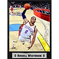Oklahoma City Thunder Russell Westbrook Photo Plaque