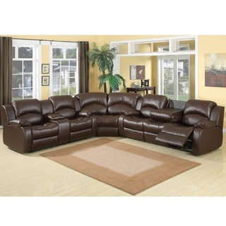 Samara 3-piece Reclining Sectional