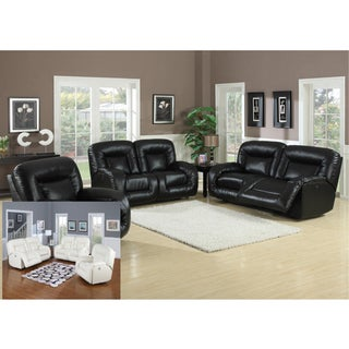 Bruno Dual Power Reclining Loveseat