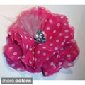Polka Dot Magnetic Magic Brooch