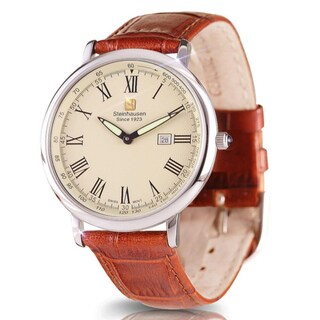 Steinhausen Men's Dunn Horitzon Water-resistant Watch