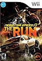 Wii - Need for Speed: The Run - By Electronic Arts
