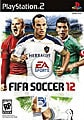PS2 - FIFA Soccer 12 - By Electronic Arts