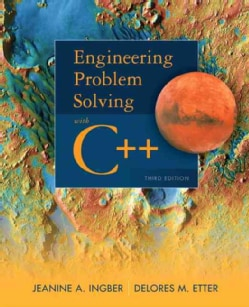 Engineering Problem Solving With C++ (Paperback)