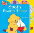 Spot's Favorite Things: A Chunky Tab Book (Board book)