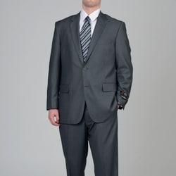 Adolfo Men's Grey 2-button Suit