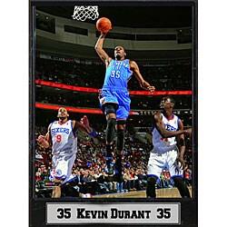 Oklahoma City Thunder Kevin Durant Photo Plaque