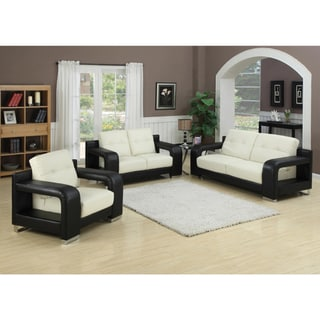 Casper 2-piece Sofa and Loveseat