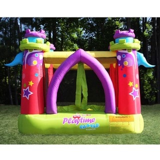 KidWise Playtime Castle Bounce House