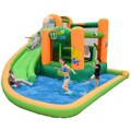 KidWise Endless Fun 11-in-1 Inflatable Bounce House and Waterslide