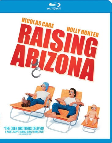 Raising Arizona (Blu-ray Disc)