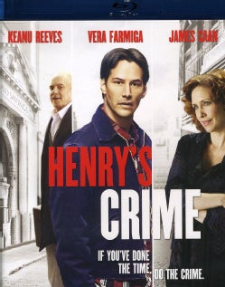 Henry's Crime (Blu-ray Disc)