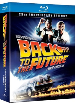 Back to the Future Trilogy (25th Anniversary) (Blu-ray Disc)