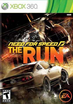 Xbox 360 - Need For Speed: The Run - By Electronic Arts