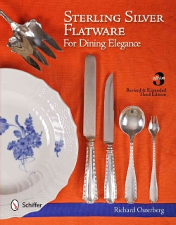 Sterling Silver Flatware for Dining Elegance (Hardcover)