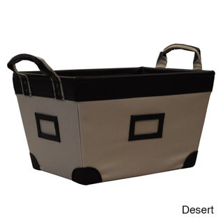Large Decorative Storage Basket