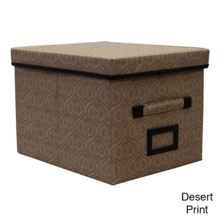 Decorative File Box