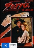 ZORRO THE GAY BLADE (1981) (REGION 4)
