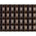 Bronze 16x12-inch Woven Placemats (Pack of 12)