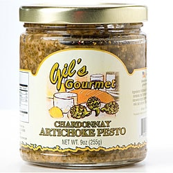 Chardonnay Artichoke Pesto (Set of 3)
