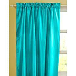 Celie Dupioni Silk 96-inch Curtain Panel