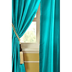 Celie Dupioni Silk 96-inch Curtain Panel