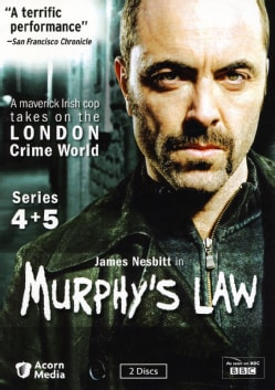Murphy's Law Series 4 & 5 (DVD)