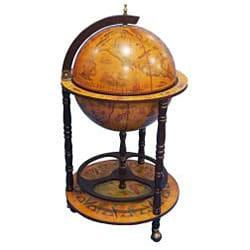 Merske Italian Replica Globe Bar