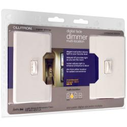 Lutron Faedra 600-watt Remote Multi-location Smart Dimmer