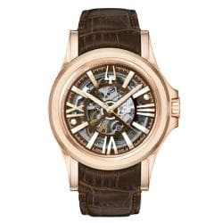 Bulova Accutron Men's 'Kirkwood' Skeletonized Watch