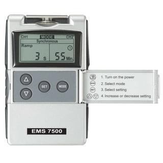EMS 7500 Second Edition Digital EMS Muscle Stimulation Unit