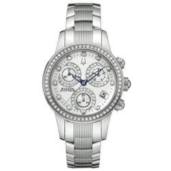 Bulova Accutron Women's 63R34 'Masella' Chronograph Watch