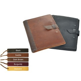 Leather Small Pad Portfolio (USA)