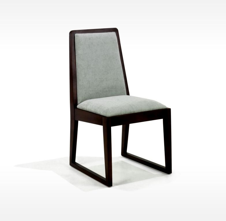 Bixby Lagoon Espresso Side Chairs (Set of 2)