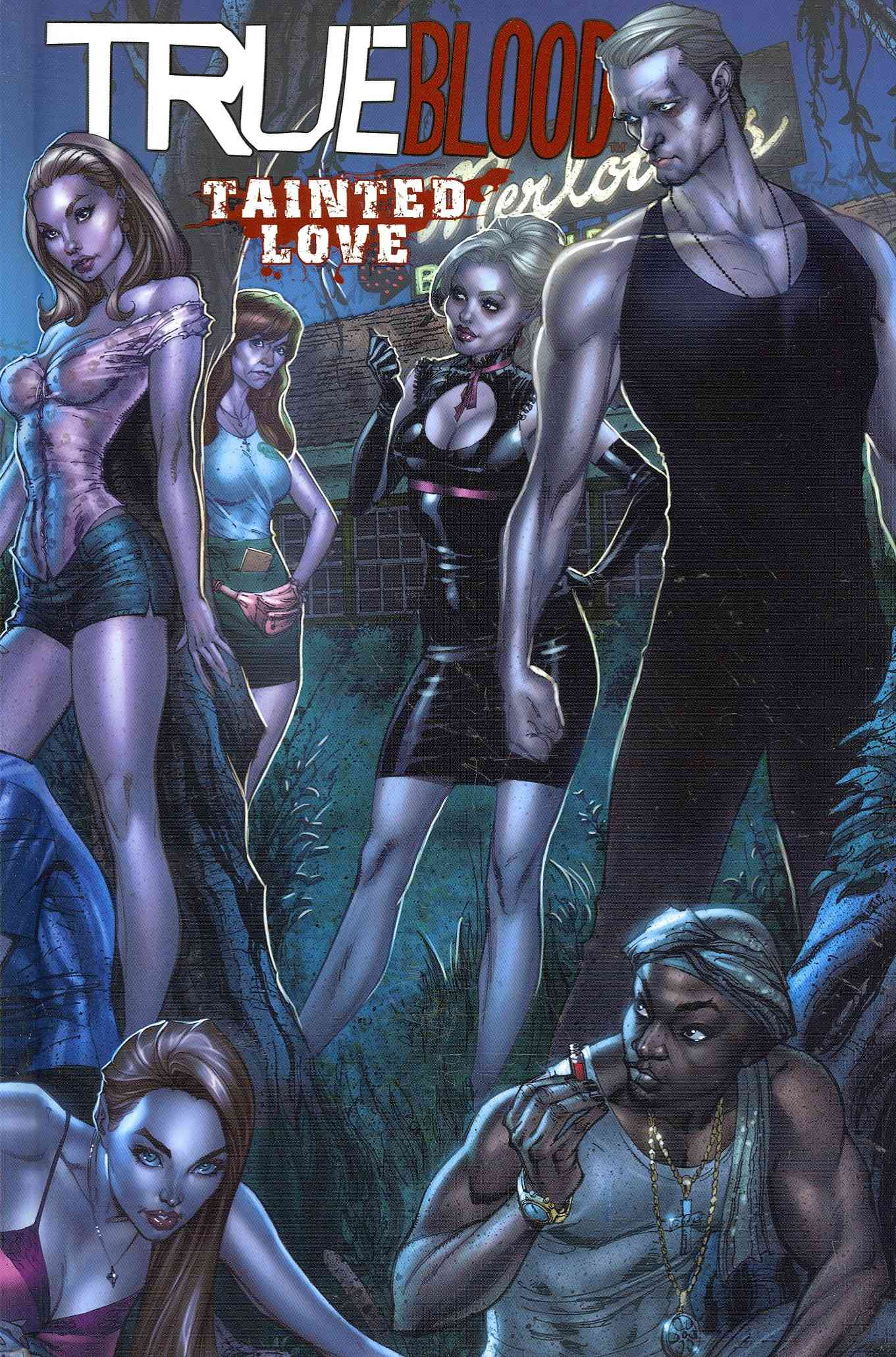 True Blood: Tainted Love (Hardcover)