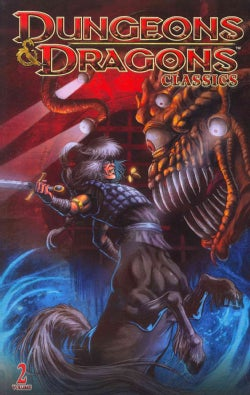 Dungeons & Dragons Classics 2 (Paperback)