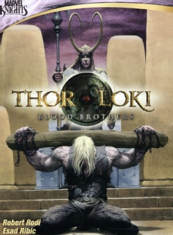 Marvel Knights: Thor & Loki: Blood Brothers (DVD)