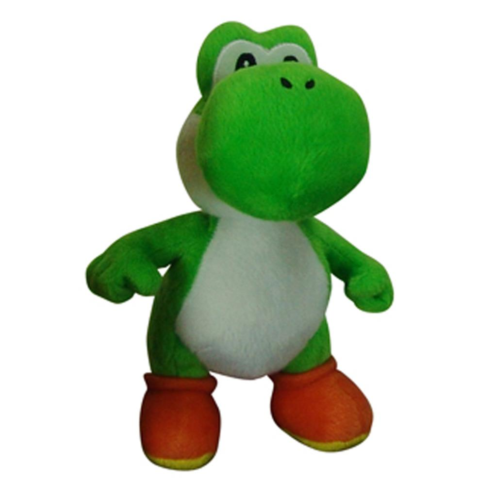 Super Mario Brothers Yoshi 8-inch Cuddly Collectible Plush Toy
