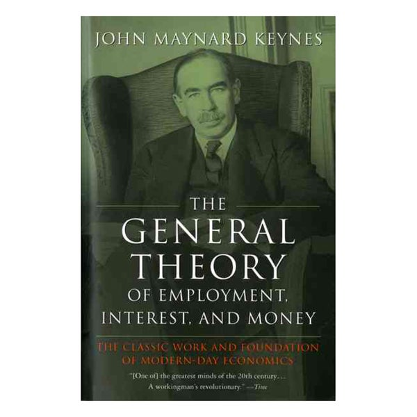 General Theory of Employment, Interest and Money (Paperback)