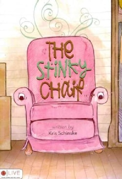 The Stinky Chair: Includes Audio Book Download (Paperback)