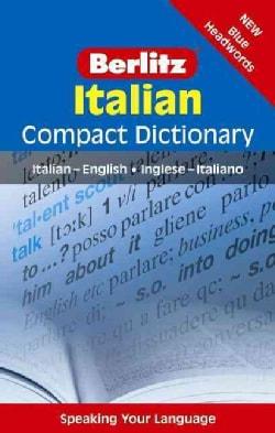 Berlitz Italian Compact Dictionary: Italian-English / Inglese-Italiano (Paperback)