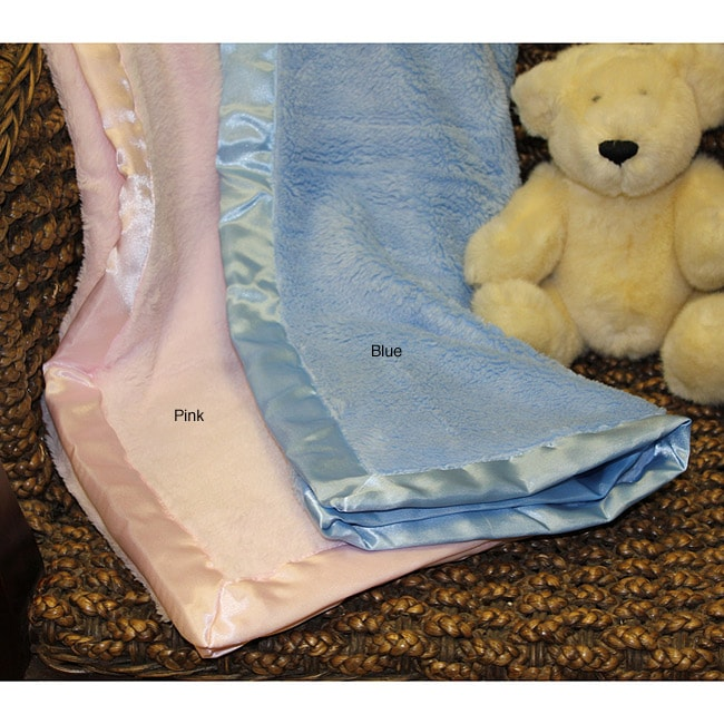 Lullaby Baby Blanket