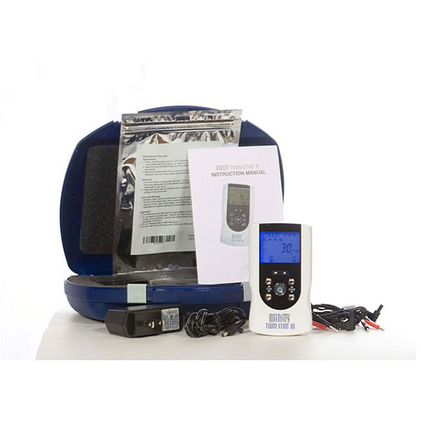 InTENSity Twin Stim III TENS and EMS Combo